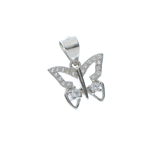 Martisor pandantiv fluturas argint poza 2021