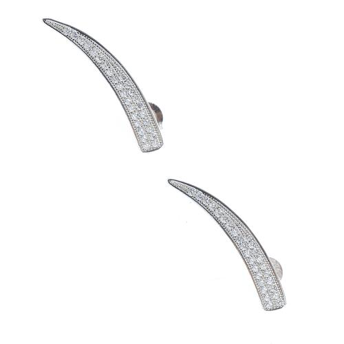 Cercei argint inalti