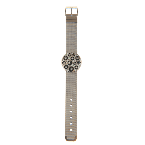 Bratara tip ceas din otel poza 2021