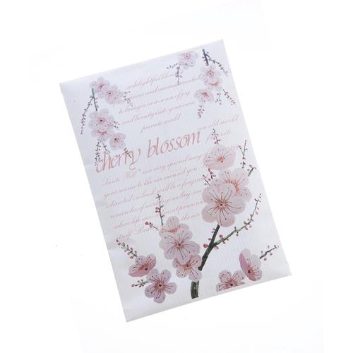 Plic parfumat, flori de cires