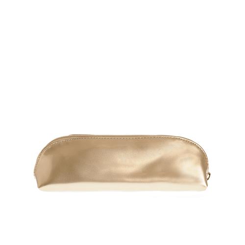 Portfard auriu pentru pensule poza 2021
