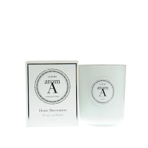Lumanare LUXURY, parfum mosc