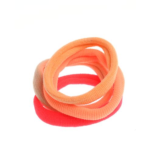 Set 4 elastice subtiri multicolore poza 2021