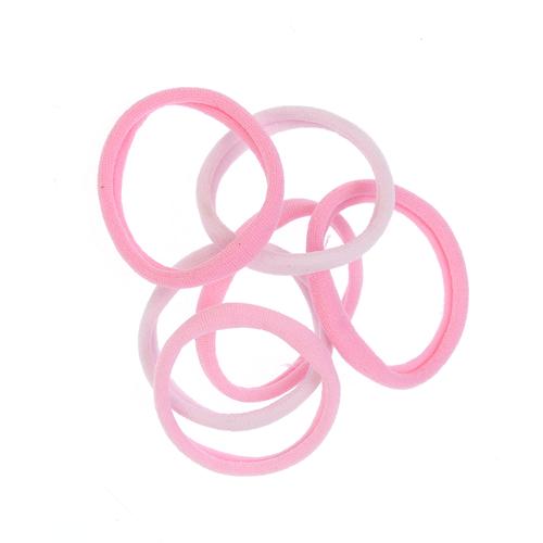 Set 6 elastice par nuante roz poza 2021