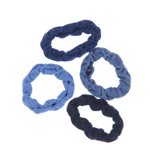 Set 4 elastice par albastre poza 2021