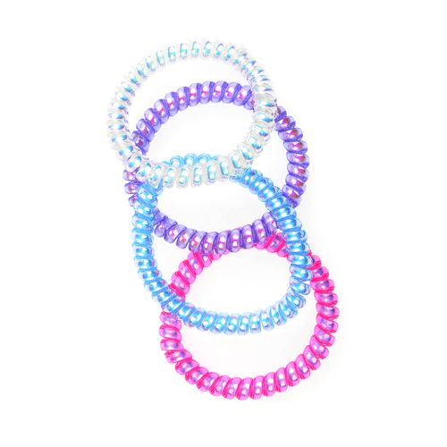 Set 4 elastice spiralate poza 2021