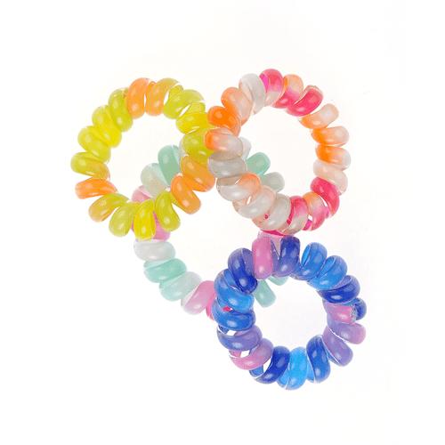 Set 4 elastice multicolore poza 2021