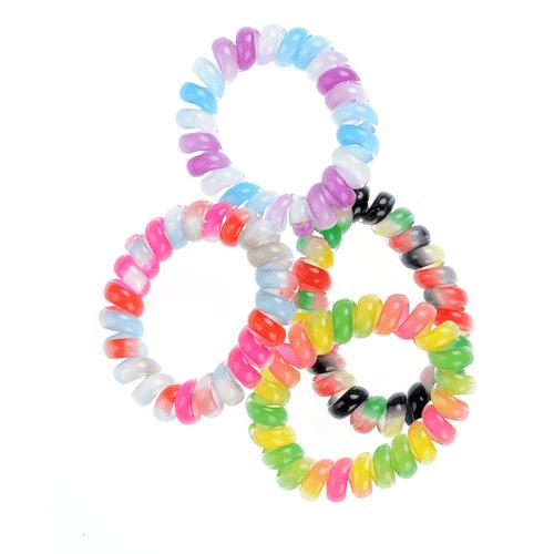 Set 4 elastice spiralate rezistente poza 2021