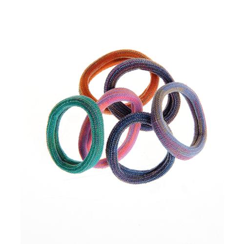 Set 6 elastice colorate pentru par poza 2021