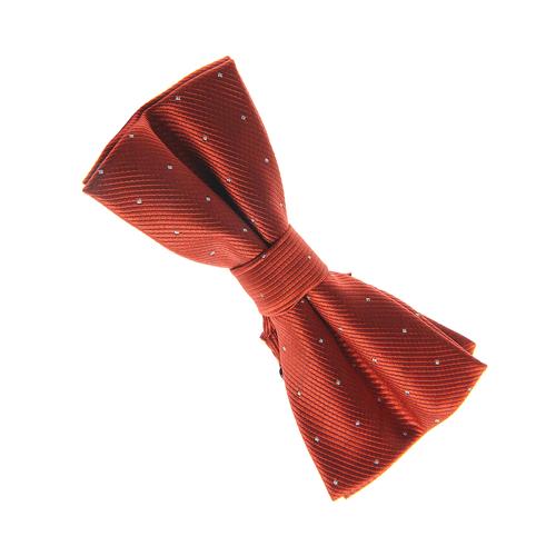 Papion rosu elegant poza 2021