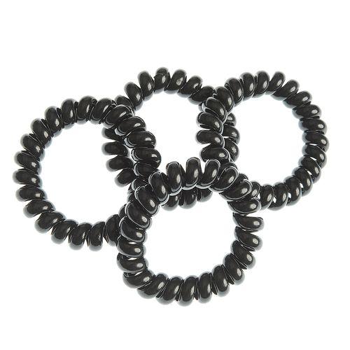 Set 4 elastice acrilice pentru par poza 2021