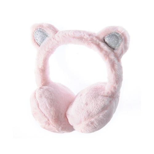 Aparatoare roz pentru urechi