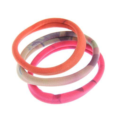 Set 3 elastice chic pentru par poza 2021