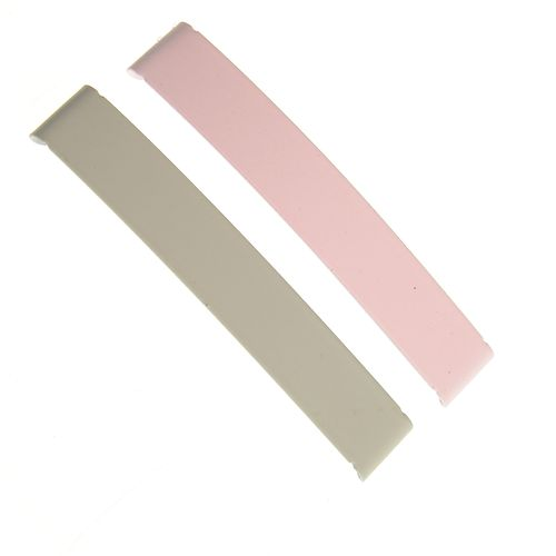 Set 2 agrafe metalice simple