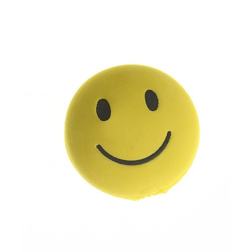 Radiera, happy smiley face