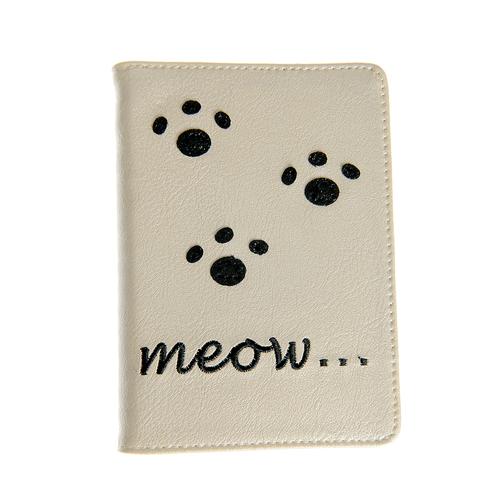 Agenda cu inscriptie: meow