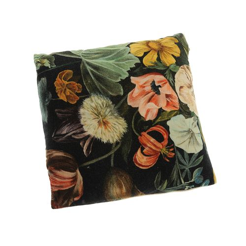 Perna decorativa cu flori mari poza 2021