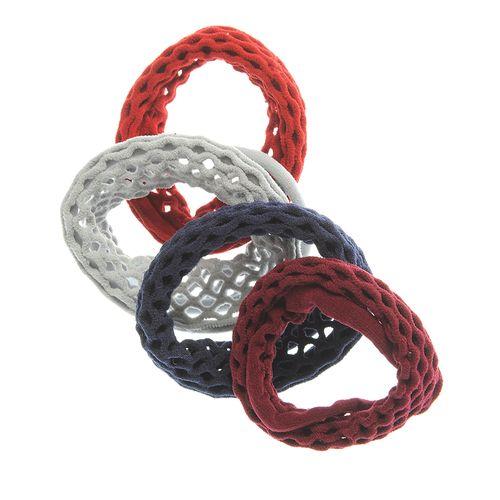 Set 4 elastice par model plasa poza 2021
