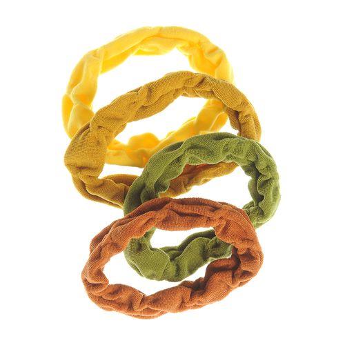 Set 4 elastice crete colorate poza 2021