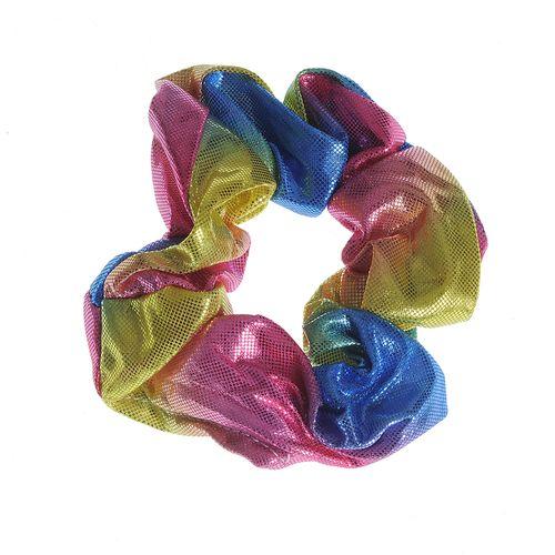 Scrunchie multicolor tip VSCO poza 2021