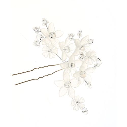 Ac de coc cu flori albe poza 2021