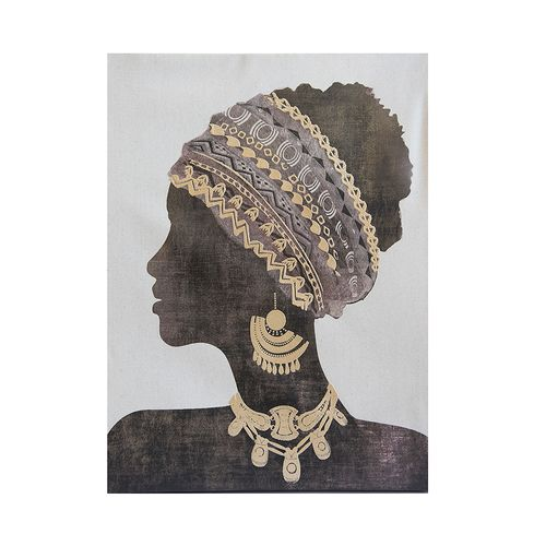 Tablou panza frumoasa femeie de culoare poza 2021