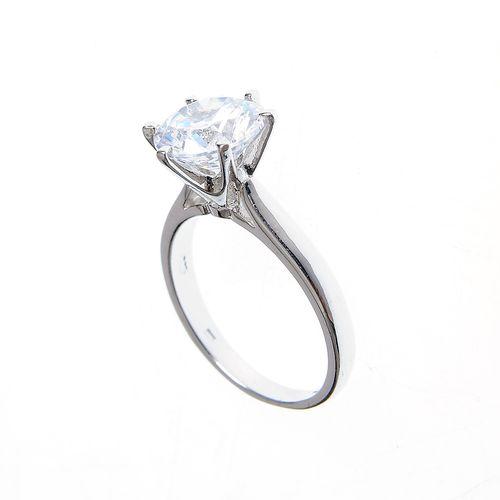 Inel argint pentru logodna poza 2021