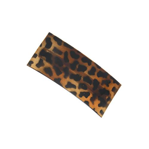 Clama dreptunghiulara print leopard poza 2021
