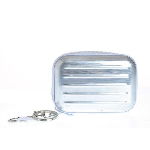 Bijuterie pentru geanta caseta gri poza 2021