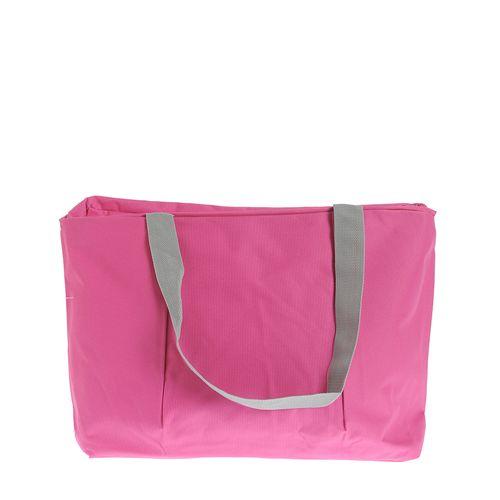 Geanta shopper roz dimensiuni mari poza 2021