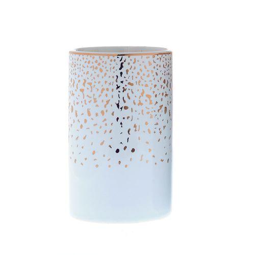 Suport ceramic periute, cu accente aurii poza 2021