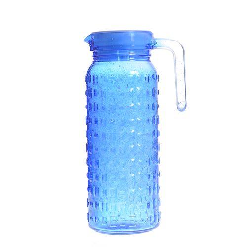 Carafa albastra pentru limonada poza 2021