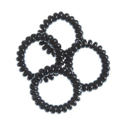 Set 4 elastice negre fir de telefon poza 2021