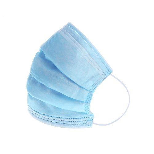 Masca protectie 3 straturi set 50 buc poza 2021