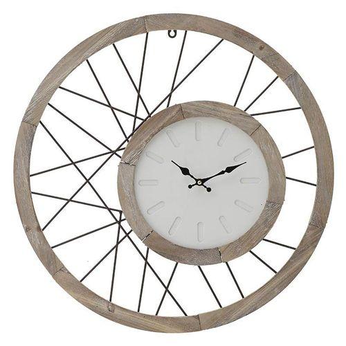 Ceas modern din lemn poza 2021