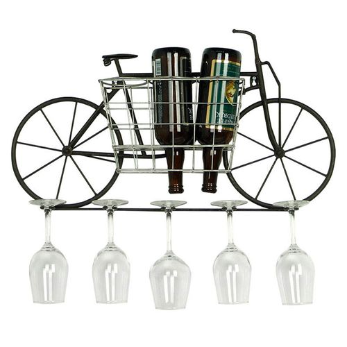 Suport tip bicicleta sticle si pahare poza 2021