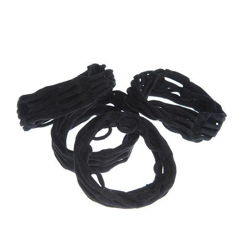 Set 4 elastice negre plasa poza 2021