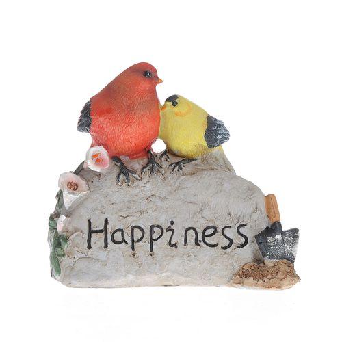 Statueta colorata happiness poza 2021