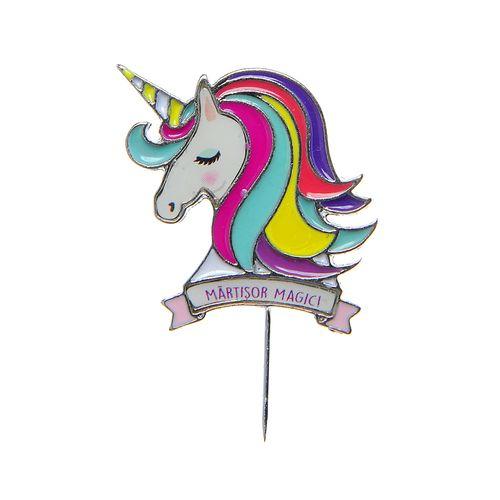 Brosa martisor unicorn poza 2021