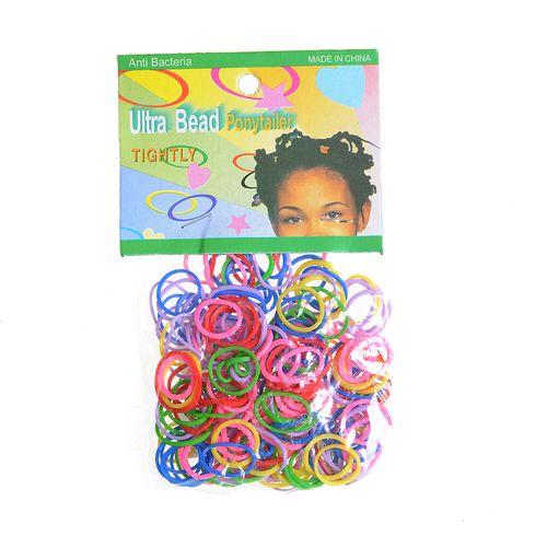 Set elastice afro colorate poza 2021