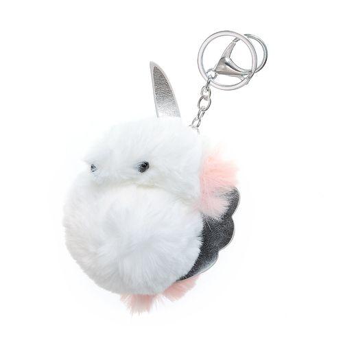 Bijuterie geanta unicorn alb poza 2021