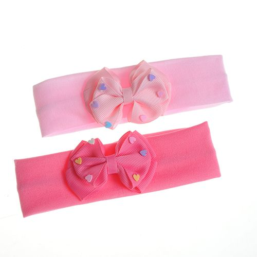 Set 2 bentite roz fetite poza 2021