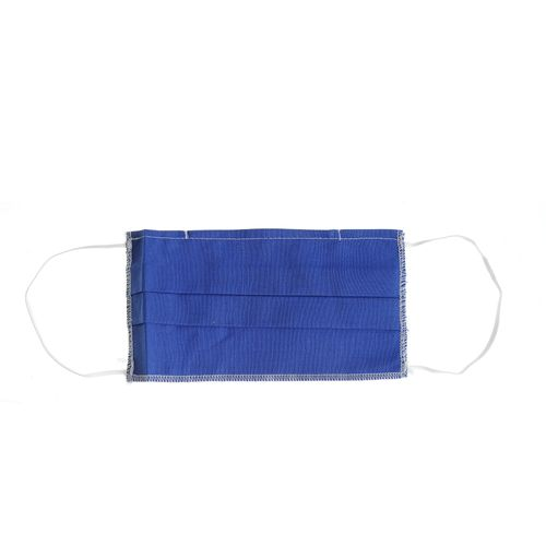 Masca albastra textila pentru copii poza 2021