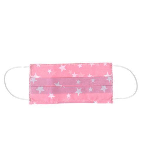 Masca textila roz pentru copii poza 2021