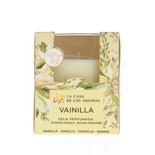 Lumanare parfumata vanilie poza 2021