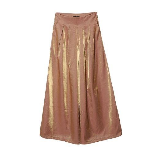 Fusta pantalon sidefata poza 2021