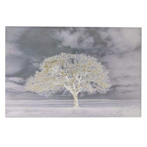 Tablou canvas copac alb poza 2021