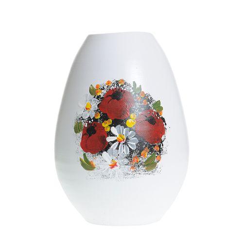 Vaza ceramica cu maci poza 2021