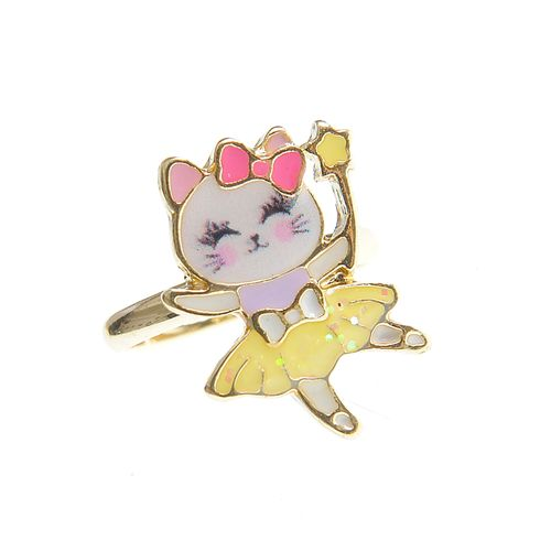 Inel copii pisica vesela poza 2021