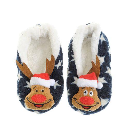Papuci caldurosi copii poza 2021